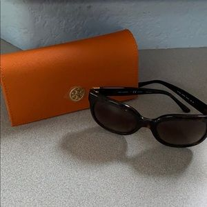 Tory Burch Polarized Sunglasses